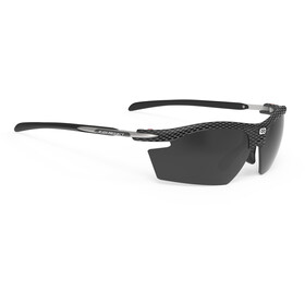 Rudy Project Rydon Okulary rowerowe, carbon - rp optics smoke black